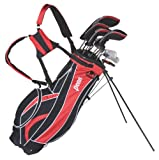 Penn MT-100 18 Piece Men's Top Golf Set Including Golf Bag, Stand and Rain Cover
