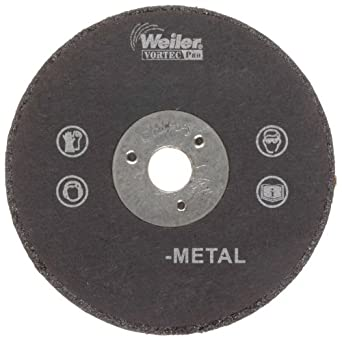 "Weiler Tiger 1/4"" Arbor, 0.035"" Thickness, 2""Diameter, A60T Grit, Small Type 1 Reinforced Cut-Off Wheel"
