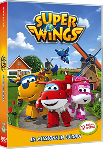 Super Wings - In Missione In Europa