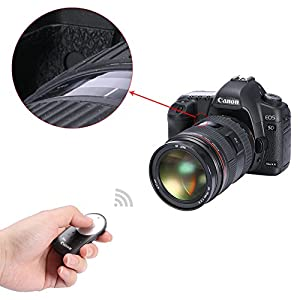 Neewer IR Wireless RC-6 Shutter Release Remote Control for Canon EOS 60D 70D 7D Rebel T5i, T4i, T3i, T2i, T1i, XSi, Xti, XT, SL1 / 700D 650D 600D 550D 500D 450D 400D 350D 100D