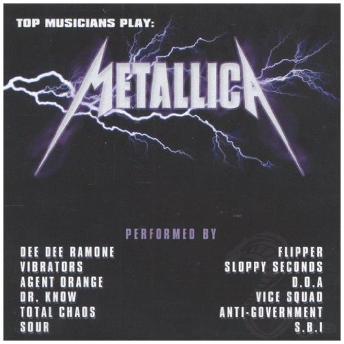 Top Musicians Play Metallica