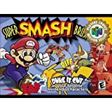 Super Smash Brothers (N64)by Nintendo