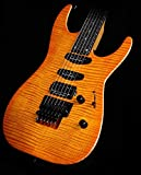 ESP USA M-III Copper Burst HSS Electric Guitar 2014