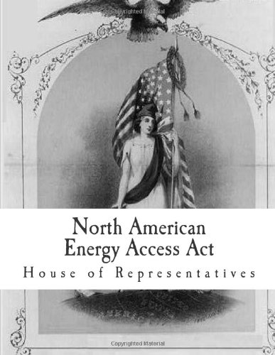 North American Energy Access Act