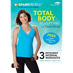 SparkPeople: Total Body Sculpting
