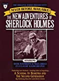 NEW ADVENTURES OF SHERLOCK HOLMES (VOL.9) (New Adventures of Sherlock Holmes, Vol 9/Audio Cassette)