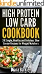 Low Carb: Low Carb Recipes. 20 Slow C...