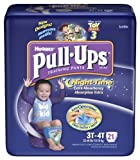 Pull-Ups Night-Time Training Pants, Extra Absorbency, 3T-4T (32-40 lbs), Disney-Pixar Cars, Jumbo, 21 ct.
