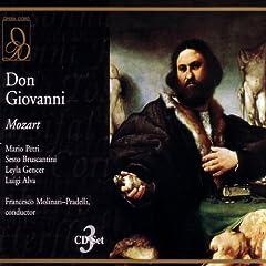 Mozart: Don Giovanni: Ah, dov'e il perfido? - Elvira, Anna, Zerlina, Ottavio, Masetto, Leporello (Act Two)