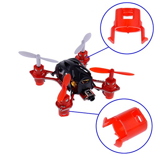 Neewer® Spare Repair Parts Motor Base Set Protection Cover Seat For Wltoys V272 Rc Quadcopter, Red Color front-68682
