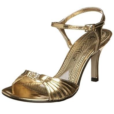 Kristy Gold ; Wedding Sandal