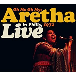 Aretha Franklin -  This Girl`s in Love with You