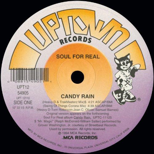 Candy Rain (Heavy D & Trakmasterz Mix)