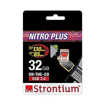 Strontium Nitro Plus OTG Pen Drive, USB3.0, 16GB