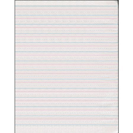 2nd grade handwriting paper