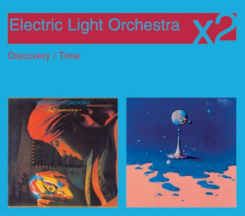 Electric Light Orchestra - Discovery/Time - Zortam Music