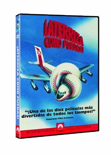 Aterriza Como Puedas (Dvd Import) (2001) Robert Hays; Julie Hagerty; Peter Gra