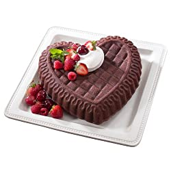 Quilted Heart Cake