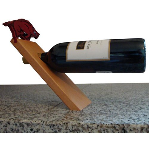 Adventure Furniture C0540-Arkansas University of Arkansas Floating Bottle Stand