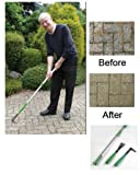 Good Ideas Garden Path Weed - Moss Scraper (994) No more weeds with this handy multi use weed scraper. Remove unsightly moss and weeds from your driveway.