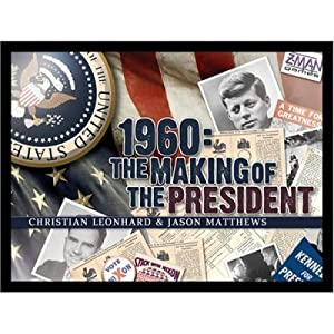 Z-Man Games 7019 - 1960: The Making of the President
