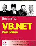 Beginning VB.NET, Second Edition (1861007612) by Reynolds, Matthew