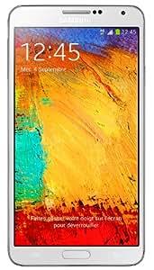 Samsung Galaxy Note 3 Smartphone débloqué 4G (Ecran 5.7 pouces - 32 Go - Android 4.3 Jelly Bean) Blanc
