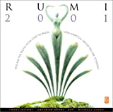 Poetry of Rumi 2001 Calendar (1891731459) by Barks, Coleman