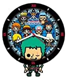 One piece x Pansonwakusu moving clock New World Zorro (japan import)
