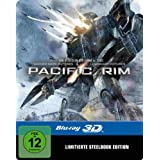 Pacific Rim 3D Steelbook