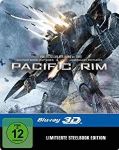 Pacific Rim 3D Steelbook (exklusiv bei Amazon.de) [3D Blu-ray] [Limited Edition]