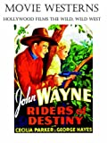 MOVIE WESTERNS: Hollywood Films the Wild, Wild West (1411666100) by Reid, John  Howard