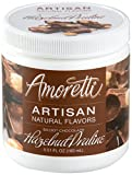Amoretti Natural Artisan Flavor Chocolate Hazelnut Praline, 5.51 Fluid Ounce