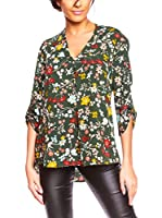 Glamour Paris Blusa Kelly (Caqui)