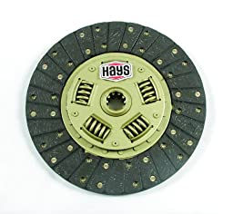 Hays 40-111 Clutch Disc S/S 10.5 1 1/8X10