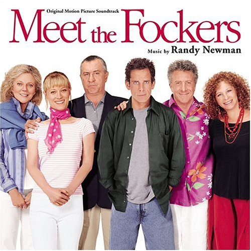 Original album cover of Meet the Fockers by Randy Newman