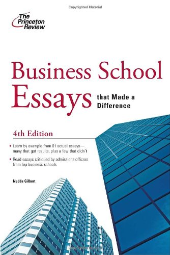 medical school essays that made a difference 4th edition