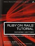 Ruby on Rails Tutorial: Learn Web Development with Rails (2nd Edition) (Addison-Wesley Professional Ruby)