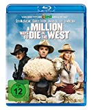 DVD & Blu-ray - A Million Ways to Die in the West  (inkl. Digital Ultraviolet) [Blu-ray]