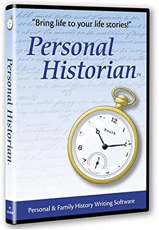 Personal Historian Software