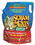 Enviro Pro 15003 Scram For Cats Shaker Bag, 3.5 Pounds