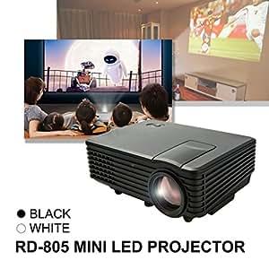 Microware rd 805 projector mini pico portable projector for Pico pocket projector best buy