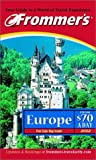 img - for Frommer's Europe from $70 a Day 2002 (Frommer's $ A Day) book / textbook / text book