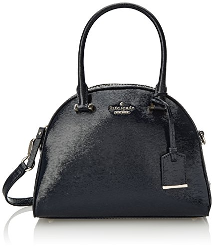 kate spade new york Cedar Street Patent Small Pearl Top Handle Bag, Galaxy, One Size kate spade new york B00NL6CAY4