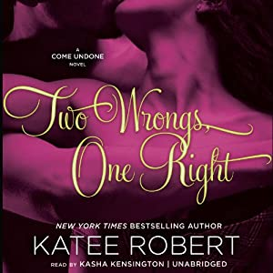 Two Wrongs, One Right Audiobook