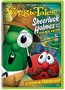 VeggieTales - Sheerluck Holmes and the Golden Ruler