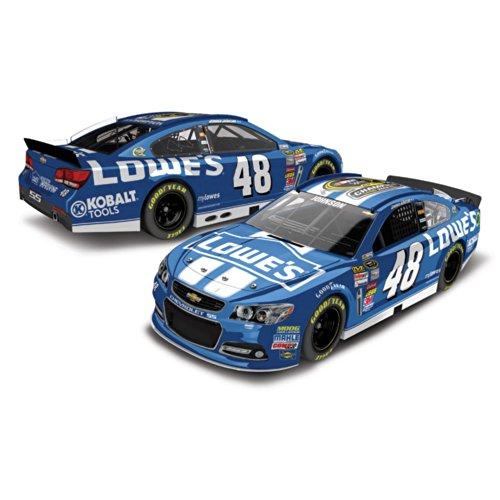 NASCAR Jimmie Johnson #48 2013 Sprint Cup Champion 1 24 Car by NASCAR