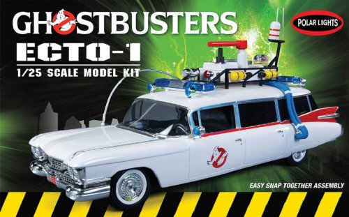 Ghostbusters Ecto-1 1:25 Model Kit