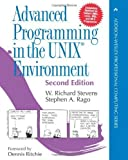 img - for Advanced Programming in the UNIX Environment (2nd Edition) by Stevens, W. Richard, Rago, Stephen A. (2005) Hardcover book / textbook / text book