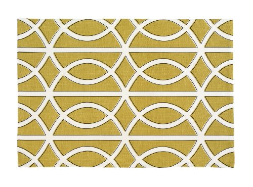 DwellStudio Gate Placemat, Sun